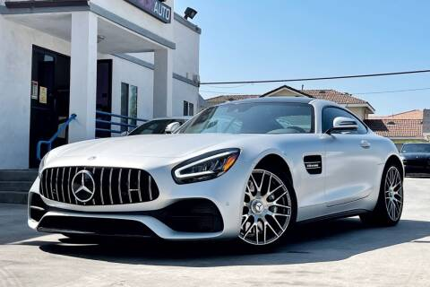 2020 Mercedes-Benz AMG GT for sale at Fastrack Auto Inc in Rosemead CA