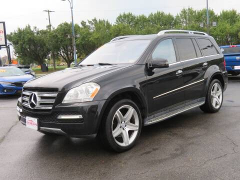 2012 Mercedes-Benz GL-Class for sale at Low Cost Cars North in Whitehall OH
