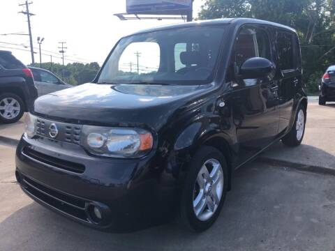 2012 Nissan cube for sale at Wolff Auto Sales in Clarksville TN
