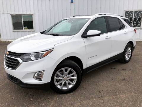 2019 Chevrolet Equinox for sale at STATELINE CHEVROLET BUICK GMC in Iron River MI