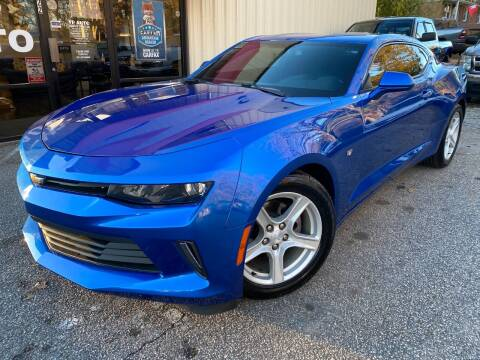 2017 Chevrolet Camaro for sale at VP Auto in Greenville SC
