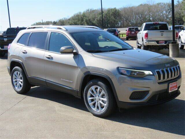 2021 Jeep Cherokee for sale in Brenham, TX
