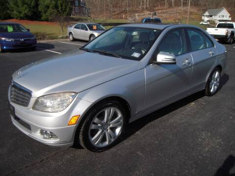 2010 Mercedes-Benz C-Class for sale at 1-2-3 AUTO SALES, LLC in Branchville NJ