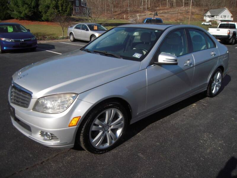 2010 Mercedes-Benz C-Class for sale at 1-2-3 AUTO SALES, LLC in Branchville NJ