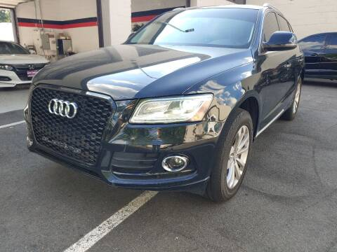 2013 Audi Q5 for sale at Auto Direct Inc in Saddle Brook NJ