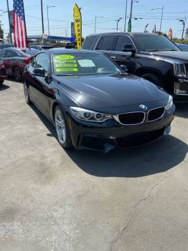 2014 BMW 4 Series for sale at LA PLAYITA AUTO SALES INC - 3271 E. Firestone Blvd Lot in South Gate CA