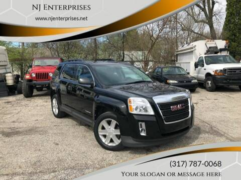 2012 GMC Terrain for sale at NJ Enterprises in Indianapolis IN