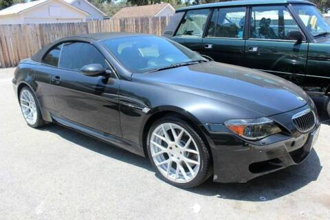 2007 BMW M6 for sale at Global Auto Exchange in Longwood FL