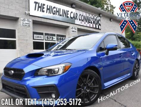 2020 Subaru WRX for sale at The Highline Car Connection in Waterbury CT