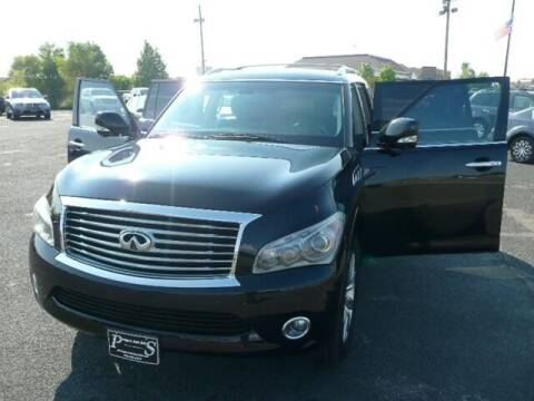 2011 Infiniti QX56 for sale at Prospect Auto Sales in Osseo MN