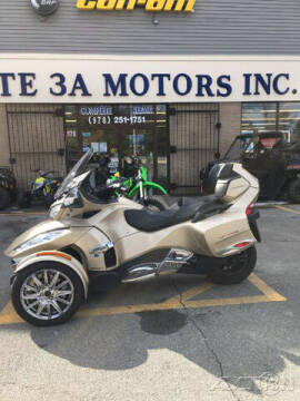 2017 Can-Am RT LIMITED SE6 AUTO for sale at ROUTE 3A MOTORS INC in North Chelmsford MA
