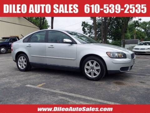 2006 Volvo S40 for sale at Dileo Auto Sales in Norristown PA