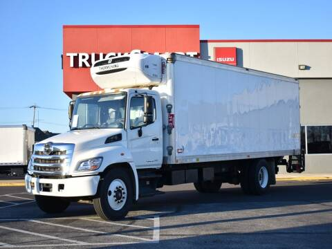 2013 Hino 268A for sale at Trucksmart Isuzu in Morrisville PA