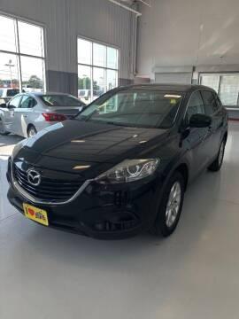 2013 Mazda CX-9 for sale at Tom Peacock Nissan (i45used.com) in Houston TX