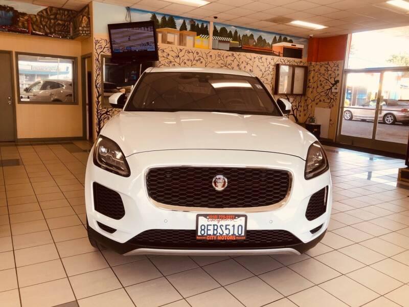 2018 Jaguar E-PACE for sale at City Motors in Hayward CA