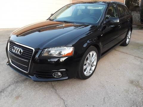 2012 Audi A3 for sale at Don Roberts Auto Sales in Lawrenceville GA