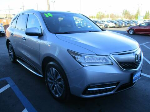 2014 Acura MDX for sale at Choice Auto & Truck in Sacramento CA