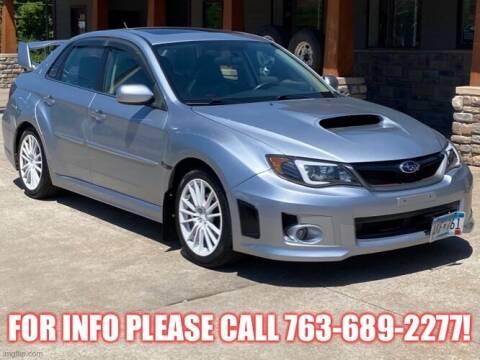 2014 Subaru Impreza for sale at Affordable Auto Sales in Cambridge MN