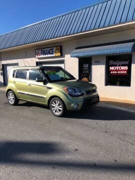 2013 Kia Soul for sale at BRIDGEPORT MOTORS in Morganton NC