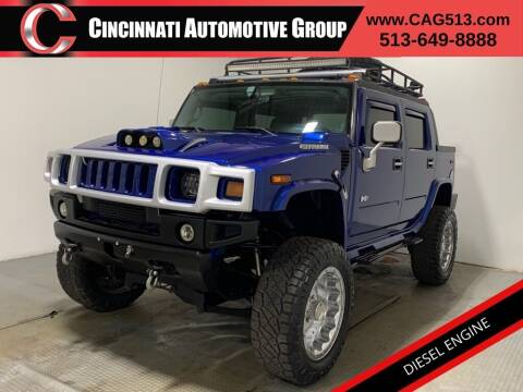 2006 HUMMER H2 SUT for sale at Cincinnati Automotive Group in Lebanon OH
