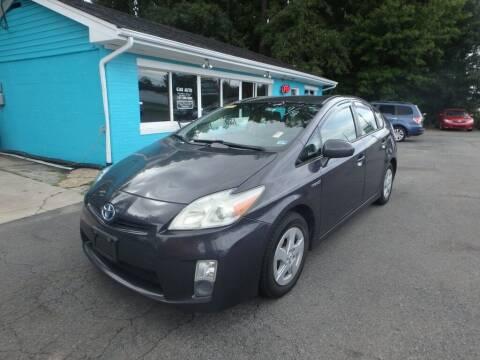 2010 Toyota Prius for sale at 6348 Auto Sales in Chesapeake VA