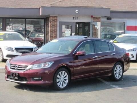 2015 Honda Accord for sale at Lynnway Auto Sales Inc in Lynn MA