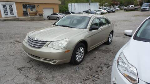 2007 Chrysler Sebring for sale at Tates Creek Motors KY in Nicholasville KY