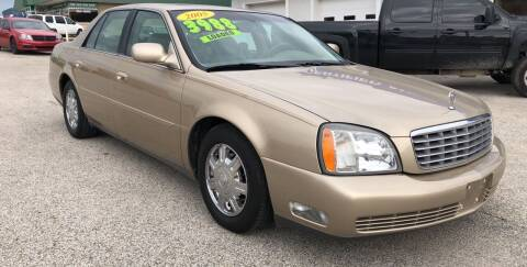 2005 Cadillac DeVille for sale at Perrys Certified Auto Exchange in Washington IN