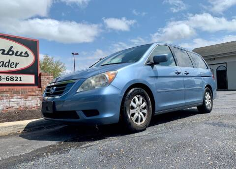 2009 Honda Odyssey for sale at Columbus Car Trader in Reynoldsburg OH