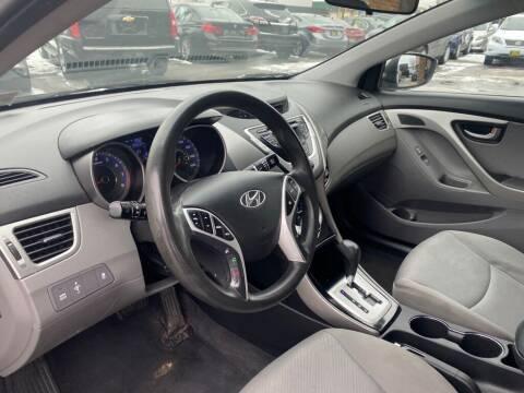 2012 Hyundai Elantra for sale at ENZO AUTO in Parma OH