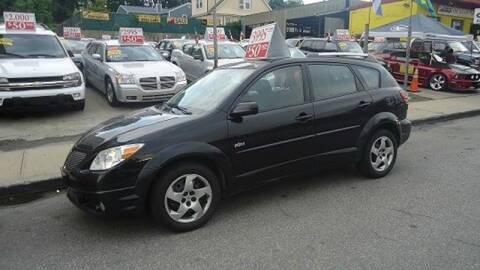 2005 Pontiac Vibe for sale at White River Auto Sales in New Rochelle NY