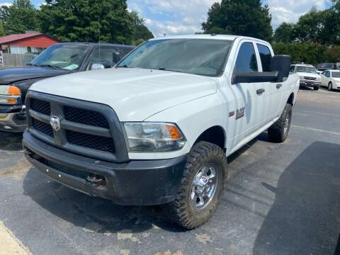 2013 RAM Ram Pickup 2500 for sale at Sartins Auto Sales in Dyersburg TN