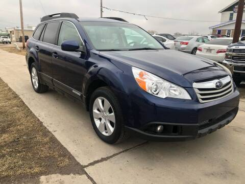 2010 Subaru Outback for sale at Wyss Auto in Oak Creek WI