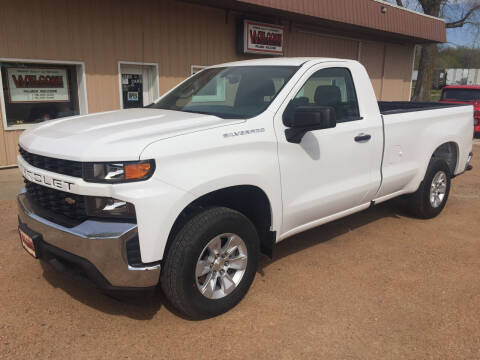 2020 Chevrolet Silverado 1500 for sale at Palmer Welcome Auto in New Prague MN