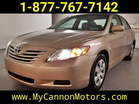 2009 Toyota Camry for sale at Cannon Motors in Silverdale PA