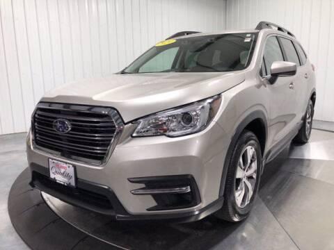 2020 Subaru Ascent for sale at HILAND TOYOTA in Moline IL