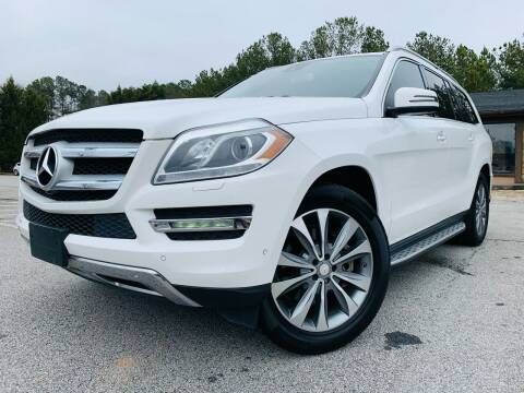 2014 Mercedes-Benz GL-Class for sale at Classic Luxury Motors in Buford GA