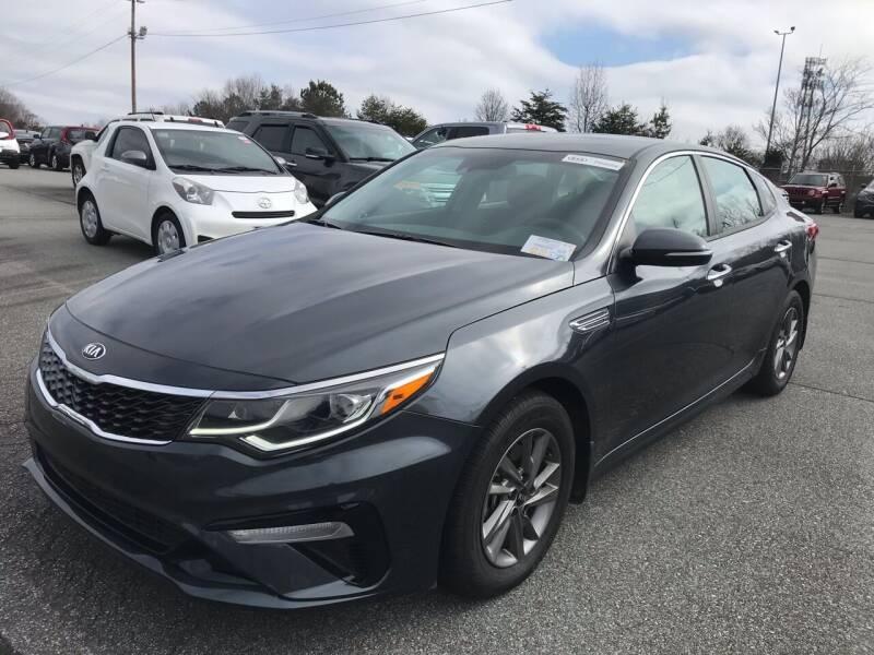 2020 Kia Optima for sale at Scotty's Auto Sales, Inc. in Elkin NC