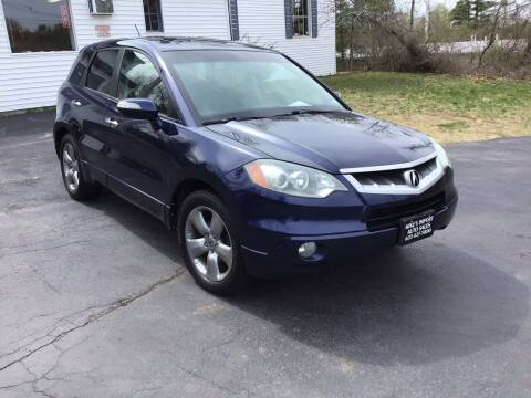 2007 Acura RDX for sale at Mikes Import Auto Sales INC in Hooksett NH
