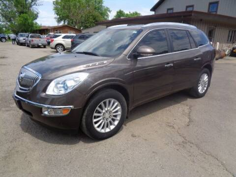 2012 Buick Enclave for sale at COUNTRYSIDE AUTO INC in Austin MN