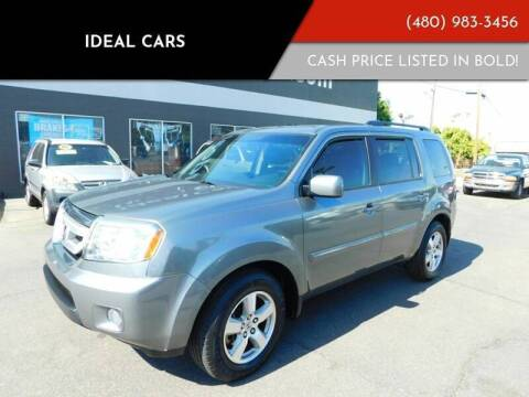 2009 Honda Pilot for sale at Ideal Cars Apache Junction in Apache Junction AZ