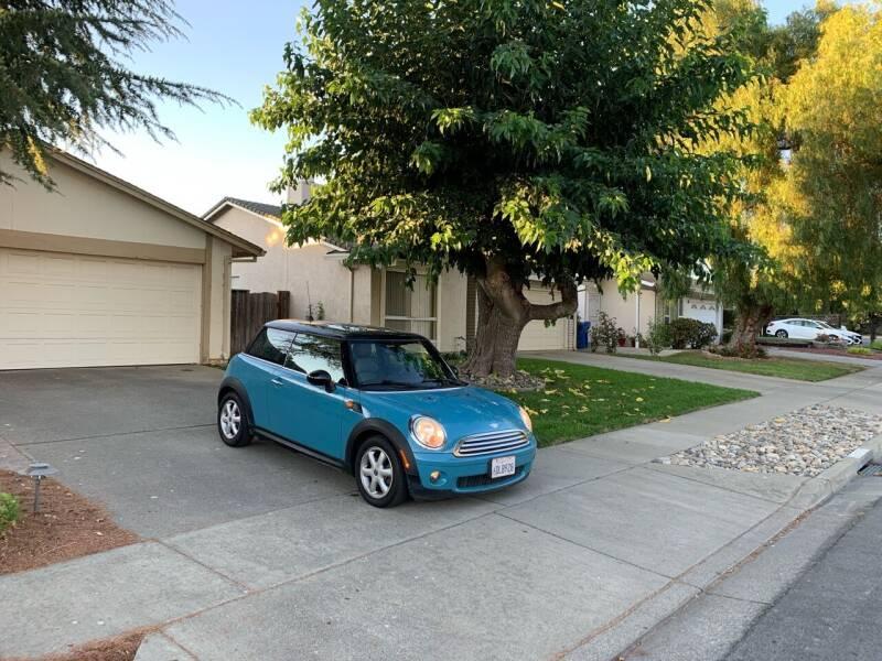 2008 MINI Cooper for sale at Blue Eagle Motors in Fremont CA