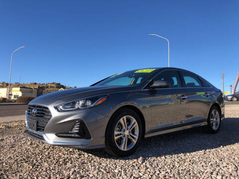 2018 Hyundai Sonata for sale at 1st Quality Motors LLC in Gallup NM