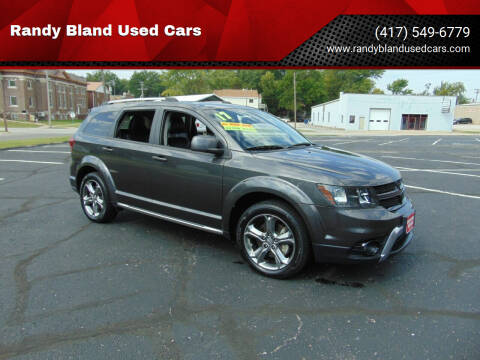 2017 Dodge Journey for sale at Randy Bland Used Cars in Nevada MO