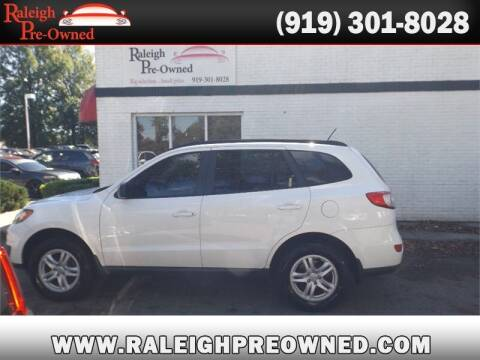 2010 Hyundai Santa Fe for sale at Raleigh Pre-Owned in Raleigh NC