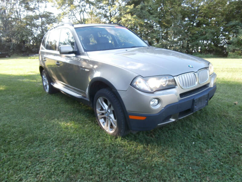 2007 BMW X3 for sale at JMS Motors in Lancaster PA