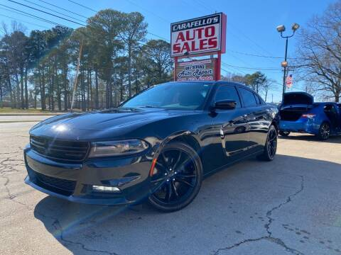 2016 Dodge Charger for sale at Carafello's Auto Sales in Norfolk VA