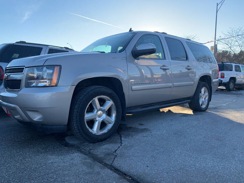 2007 Chevrolet Suburban for sale at Sonny Gerber Auto Sales 4519 Cuming St. in Omaha NE