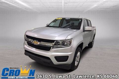 2020 Chevrolet Colorado for sale at Crown Automotive of Lawrence Kansas in Lawrence KS