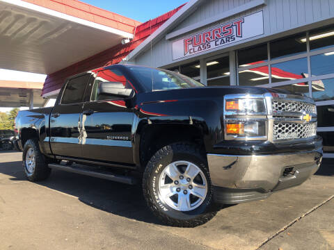 2014 Chevrolet Silverado 1500 for sale at Furrst Class Cars LLC  - Independence Blvd. in Charlotte NC